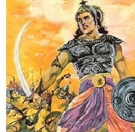Chandra Gupta II (reign ca. 380-415)