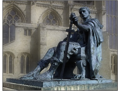Constantine the Great (ca. 272-337)