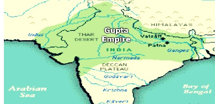 Maharaja Sri Gupta (240-280)