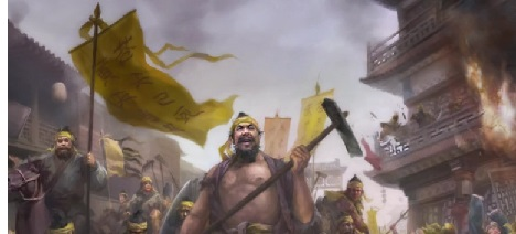Yellow Turban Revolt (184-205)