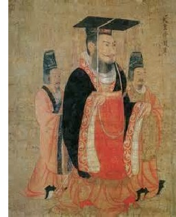 Liu Xiu (5 B.C.-57 A.D.)