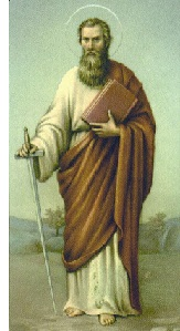 Apostle Paul (ca. 5-67 A.D.)