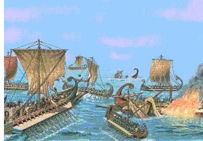 Battle of Actium (31 B.C.)
