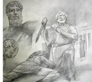 Maccabean Revolt (167-160 B.C.)