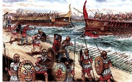 Peloponnesian War (431-404 B.C.)