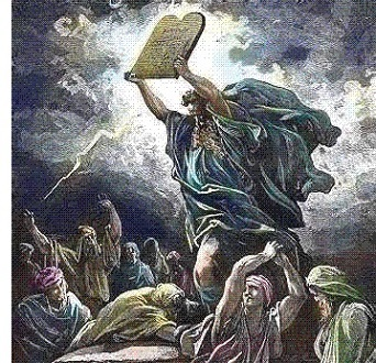 Moses (the Deliverer)
