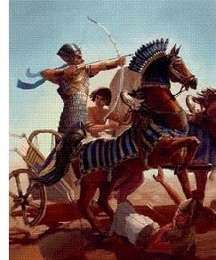 Ramses the Great (ca. 1279-1213 B.C.)