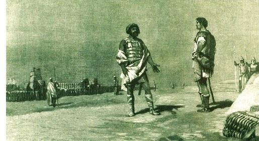 Battle of Zama (202 B.C.)