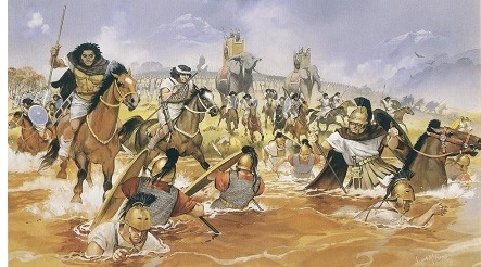 Battle of Trebia (218 B.C.)
