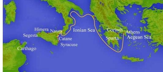 Sicilian Campaign (413 B.C.)