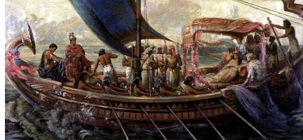 Battle of Actium (31 B.C.)