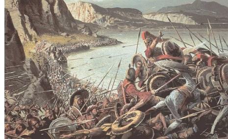 Battle of Thermopylae (480 B.C.)