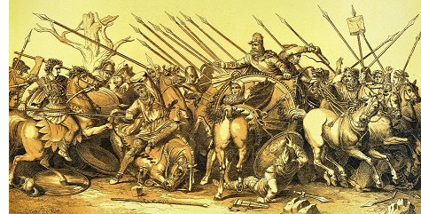 Battle of Issus (333 B.C.)