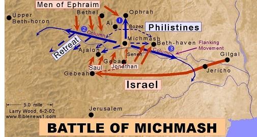 Micmash Campaign