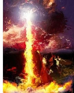 YHWH vs Baal