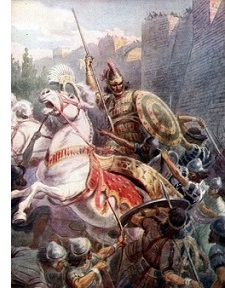 War with Aram (ca. 890 B.C.)