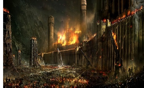 Battle of Helm's Deep
