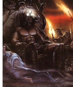 Melkor (or Morgoth)