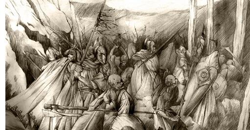 Battle of Beleriand