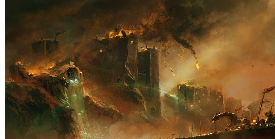 Fall of Nargothrond