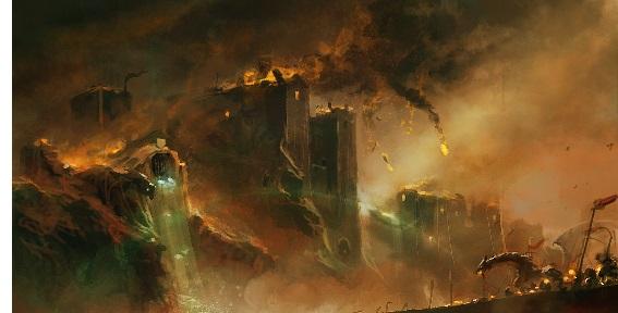 Fall of Nargothrond