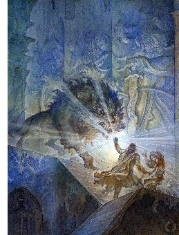 Beren & Lúthien