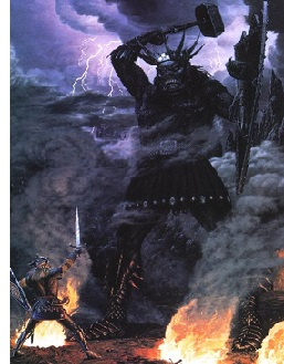Death of Fingolfin