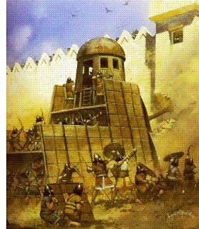 Fall of Nineveh (612 B.C.)